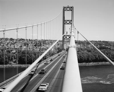 制作悬索桥模型步骤