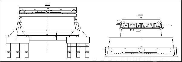 钢管混凝土系杆拱桥的设计