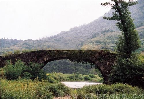 浙江嵊州玉成桥