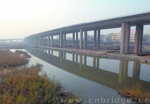 青岛海湾大桥预计2011年5月竣工