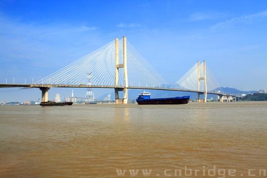 铜陵长江大桥 湖南路桥