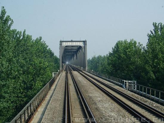 Sunkou Yellow River Bridge