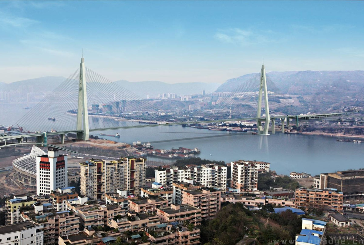 大桥 桥 桥梁 1200_809图片