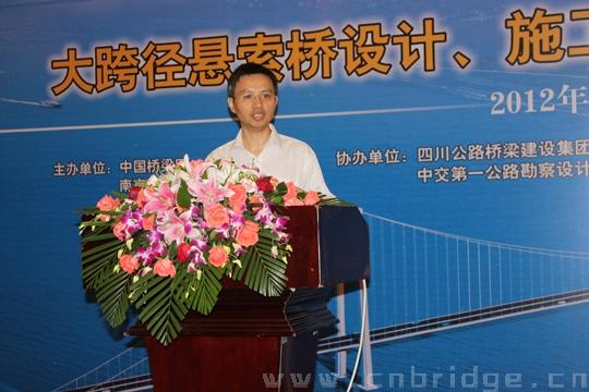 江苏省交通规划设计院股份有限公司桥梁设计研究所副