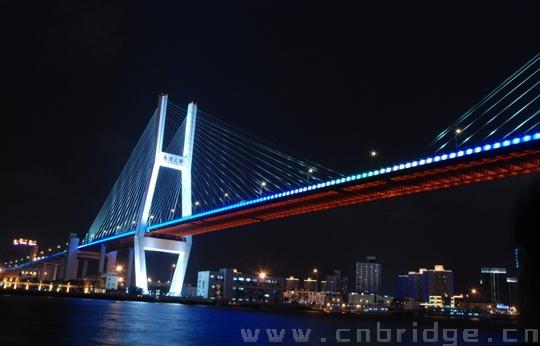 上海市黄浦江大桥_