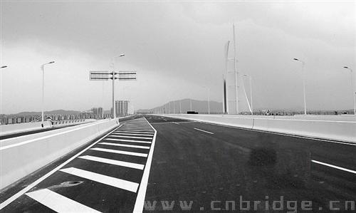 接入规划中的泉州晋江机场连接线
