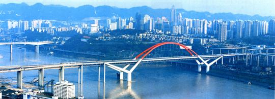 中承式拱桥-中国桥梁自主建设的成功之路 兼谈桥梁建设中的一些问题