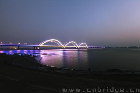 城市桥梁结构组成及类型