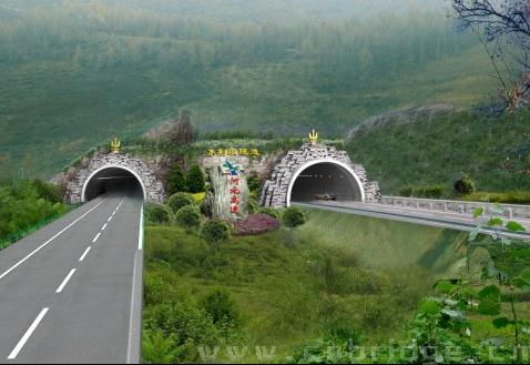 赤峰至茅荆坝沿途风景