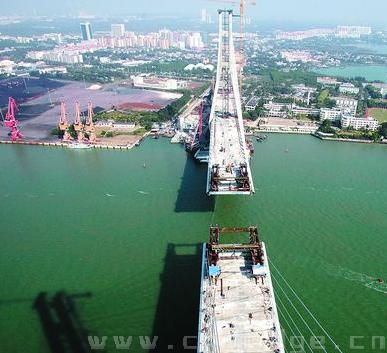 海南洋浦白马井跨海大桥明年通车