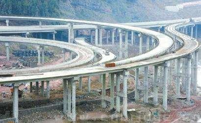 贵州省六盘水至六枝高速公路交通安全设施工程施工