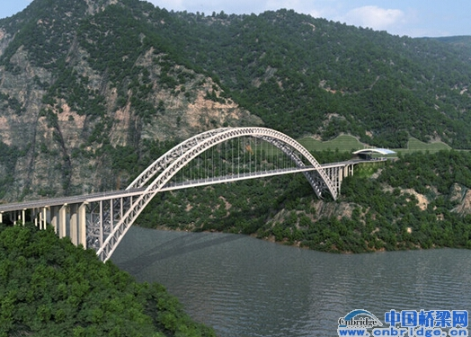 该长江大桥起于马鞍山博望区丹阳镇牛路口(苏皖界)并接溧水至常熟的