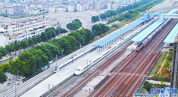 重磅福音!龙岩至北京高铁将开通