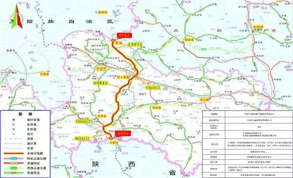 甘肃省公交建集团1天拿下两大公路项目 总投资额约222亿元 - 路桥资讯-桥梁要闻、会展报告、路桥政策-土木资料网 -